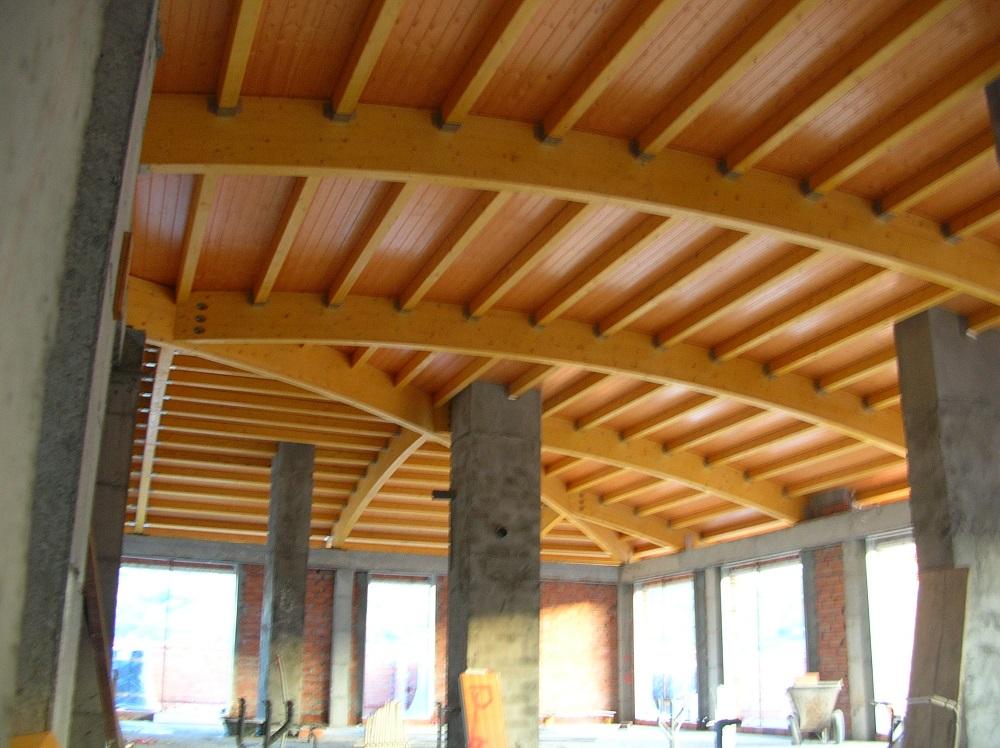 Cubiertas tejados de madera langoitia s l u - Tejados de madera ...
